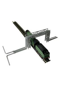 Fuel/Gas Pipe Gantry
