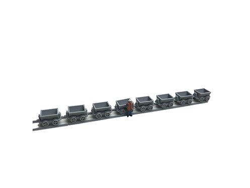 Mining Quarry Carts