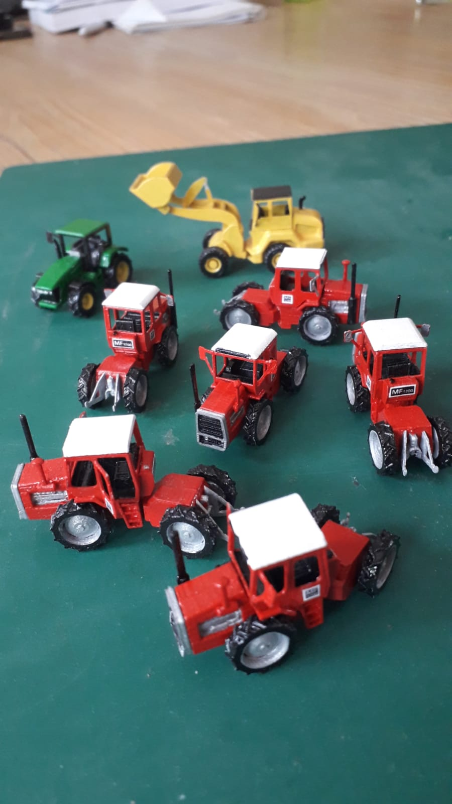 Selection of Vehicles