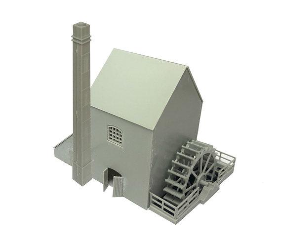Motorised Water Mill