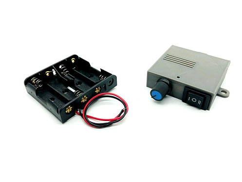 Speed Controller with Forward/Reverse Control & 6V Holder