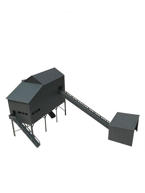 Mining Quarry & Conveyor Shed