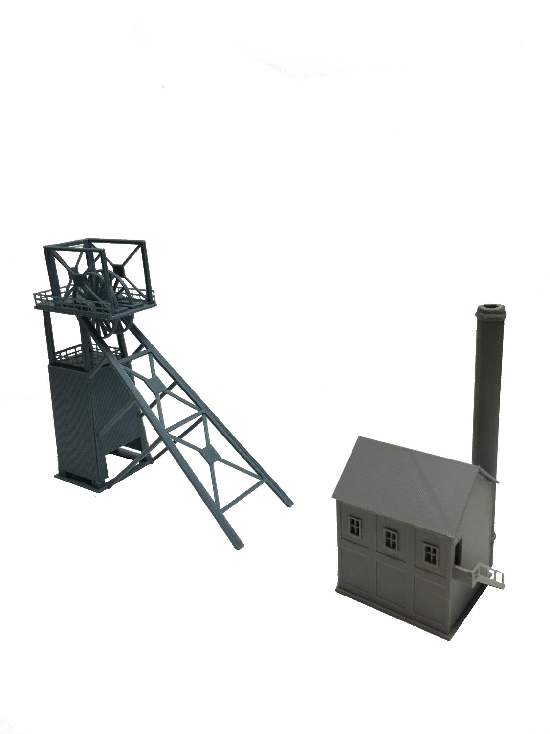 Mining Tower 2