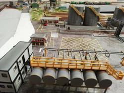 Tanker Fueling Depot