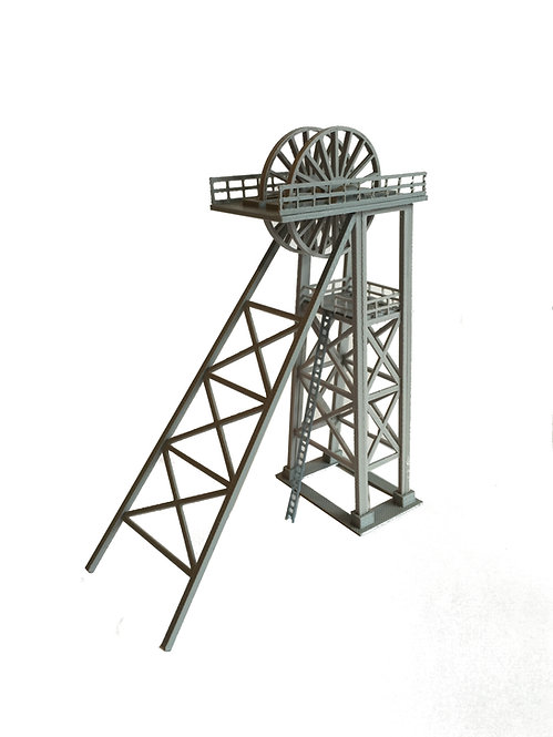 Mining Pit Head Tower