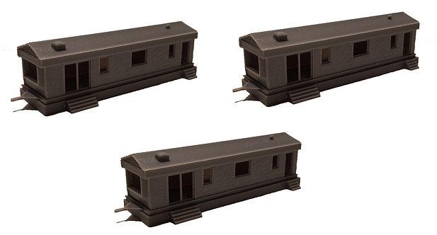 Static Caravan Set
