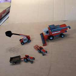 Massey Ferguson Farming Set