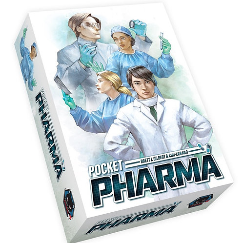 Pocket Pharma - Deluxe edition (UK and Europe only)