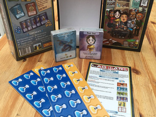 Can you teach science through the medium of board games?