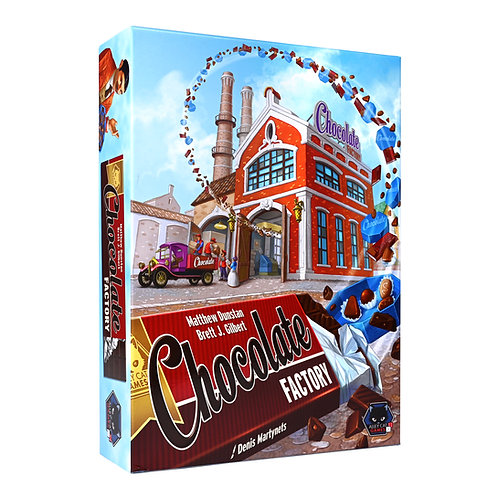 Chocolate Factory (US ONLY)
