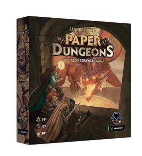 Paper Dungeons (Box 3d)