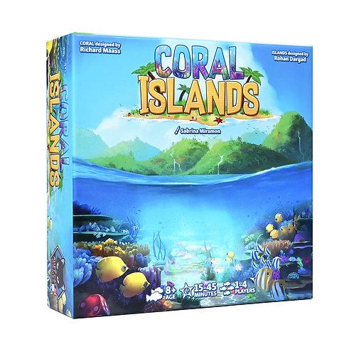Coral Islands - Base game (UK/US/EU Only)