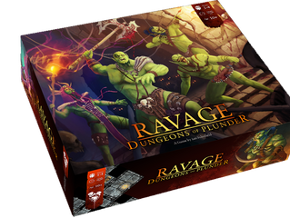 Ravage - a dungeon crawler with a twist