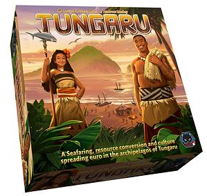 Tungaru - Deluxe edition (PRE-ORDER)