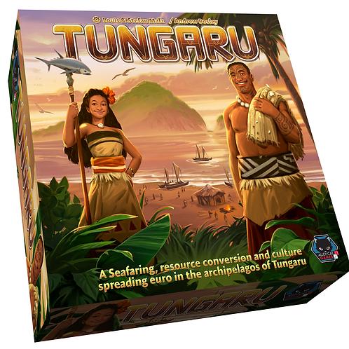 Tungaru - Retail edition (PRE-ORDER)