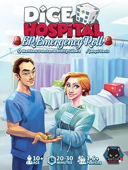 Dice Hospital Emergency Roll (Box)