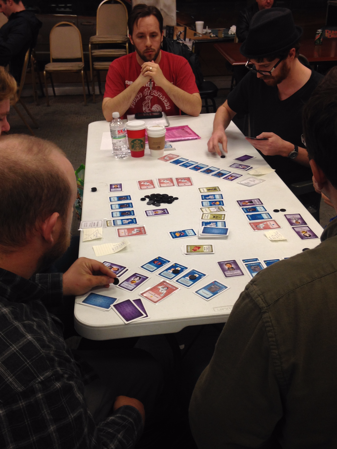 Playtesting in LA