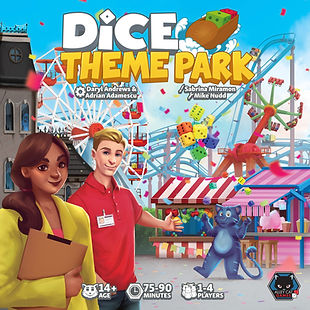 Dice Theme Park - with title