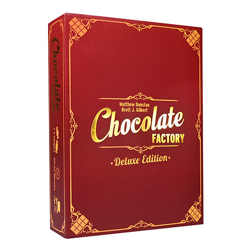 Chocolate Factory - Deluxe Edition (UK & EU Only)