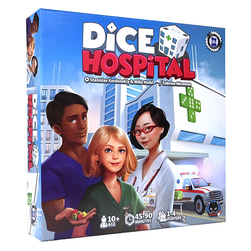 Dice Hospital (US purchases only)
