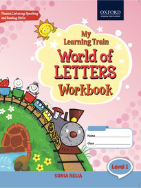 World of Letters, Workbook, Level 1