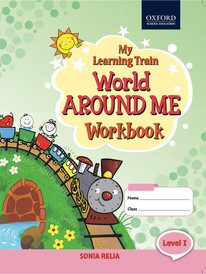 World Around Me, Workbook, Level 1