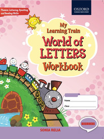 World of Letters, Workbook, Beginers