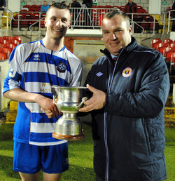 St Michael's Cup Presentation