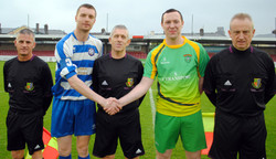 Captains of Richmond and Knockraha
