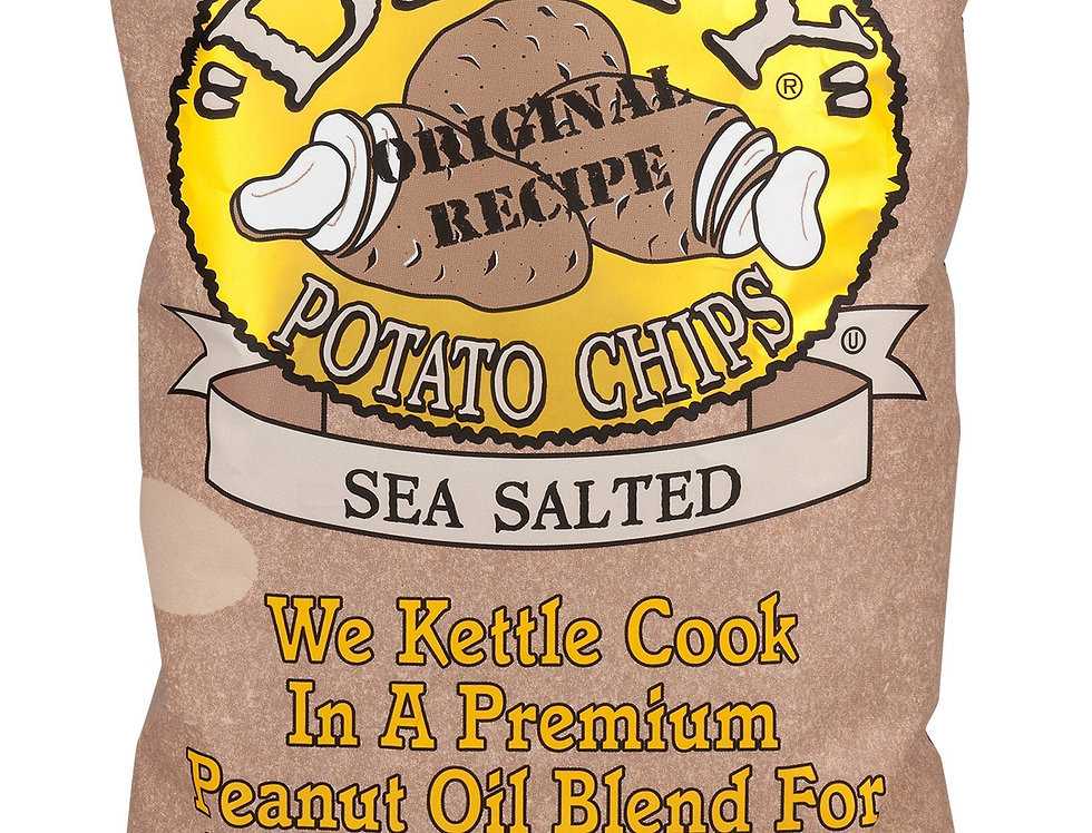 Dirty Potato Chip- Sea Salt