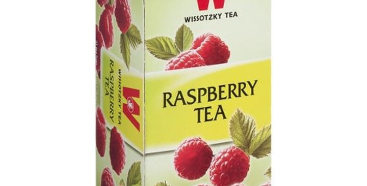 Wissotzky Raspberry Tea
