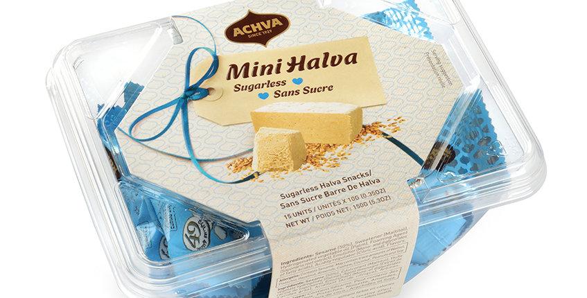 Achva Mini SF Halva Gift Pack