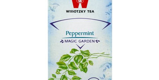 Wissotzky Peppermint Tea