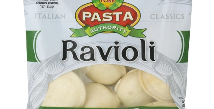 Pasta Authority Spinach Cheese Ravioli