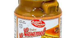 Baker's Choice Caramel Cream