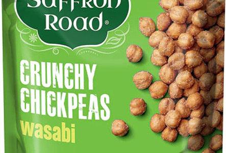 Saffron Road Crunchy Chickpeas Wasabi Flavor