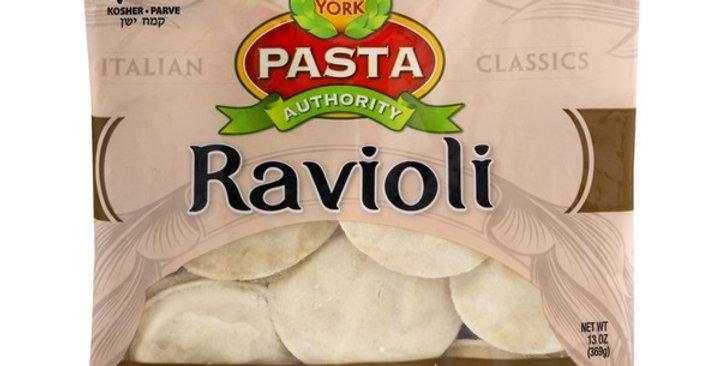 Pasta Authority Mushroom Ravioli