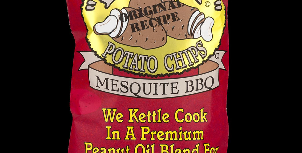 Dirty Potato Chip-Mesquite BBQ