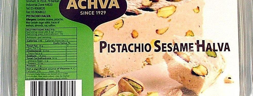 Achva Pistachio Halva