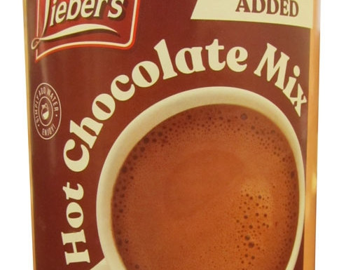 Lieber's Instant Hot Chocolate Mix