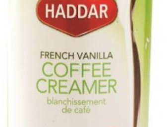 Haddar French Vanilla Coffee Creamer