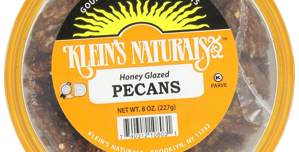 Klein's Natural Honey Glazed Pecans
