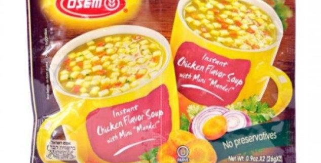 Osem Soup Packets