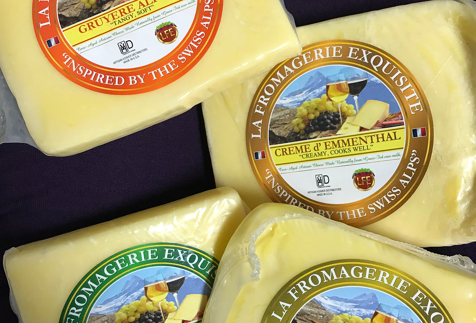 La Fromagerie Exouisite Cheeses
