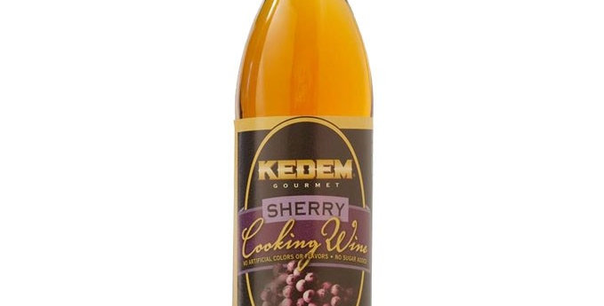 Kedem Sherry Cooking Wine