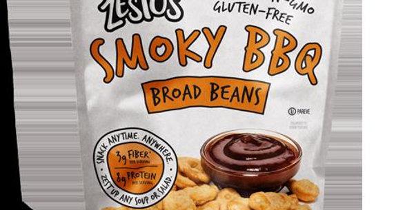 Zestos Smokey BBQ Broad Beans