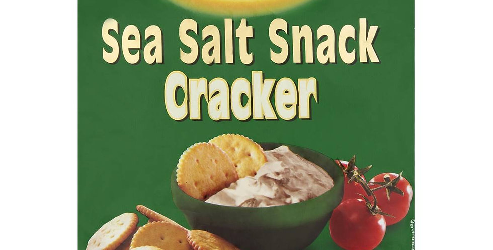 Osem Sea Salt Crackers