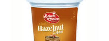 Baker's Choice Hazelnut Cream