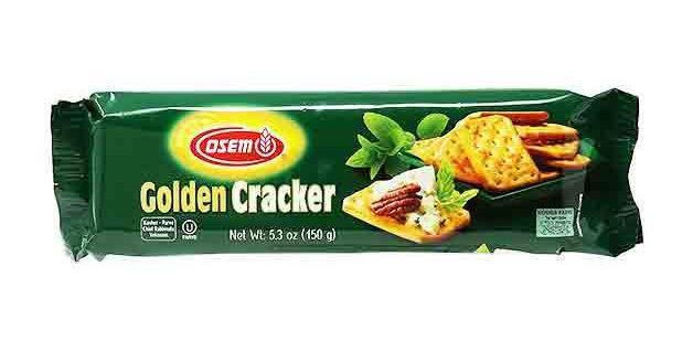 Osem Golden Crackers