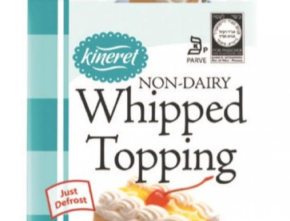 Kineret Whipped Topping